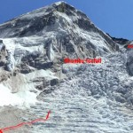 Interactive Tour of the Sherpas Path on Everest