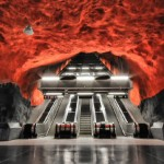 Most beautiful Metro in the world