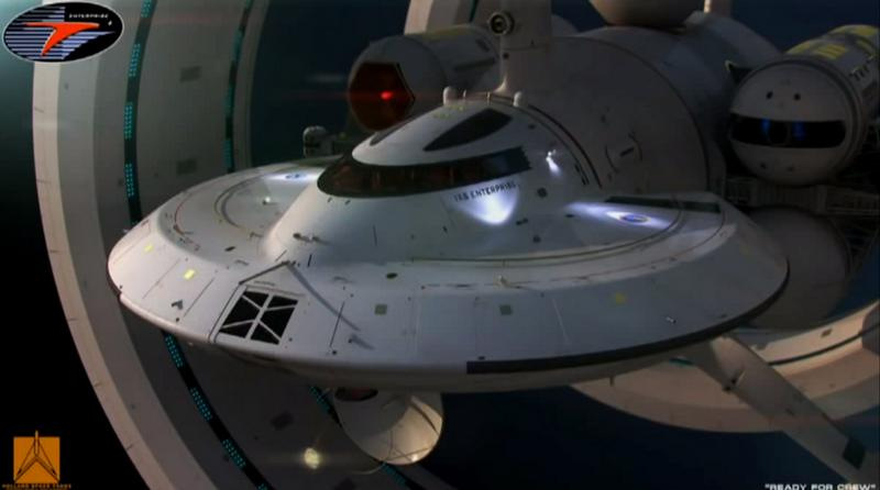 nasa starship enterprise - photo #10