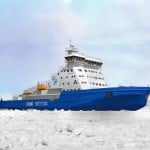 New giagantic Eco-friendly Icebreaker