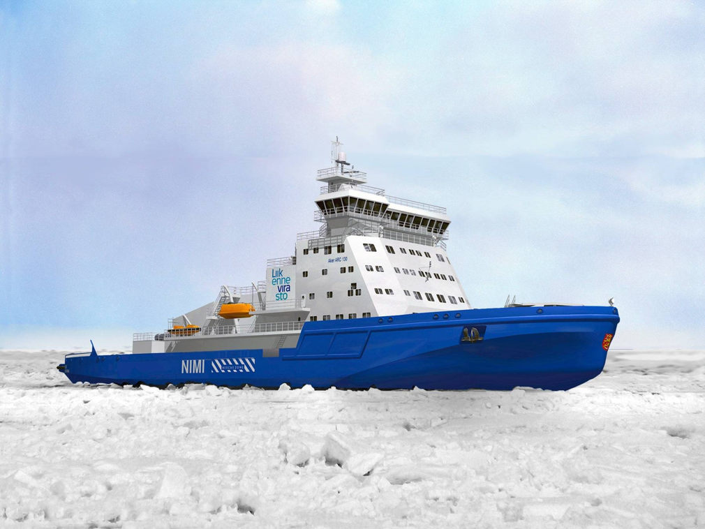 Eco-friendly Icebreaker