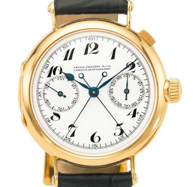 Patek Philippe's split-seconds Chronograph