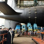 Russia's most-advanced submarine that took 20 years to ...