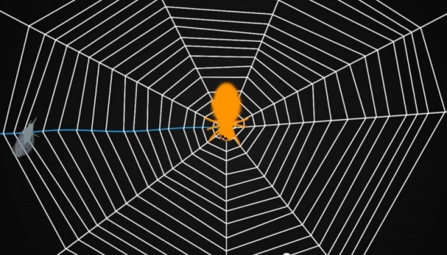 Spiders Tune their Webs