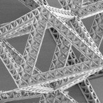 Supermaterials build by Fractal nanostructures