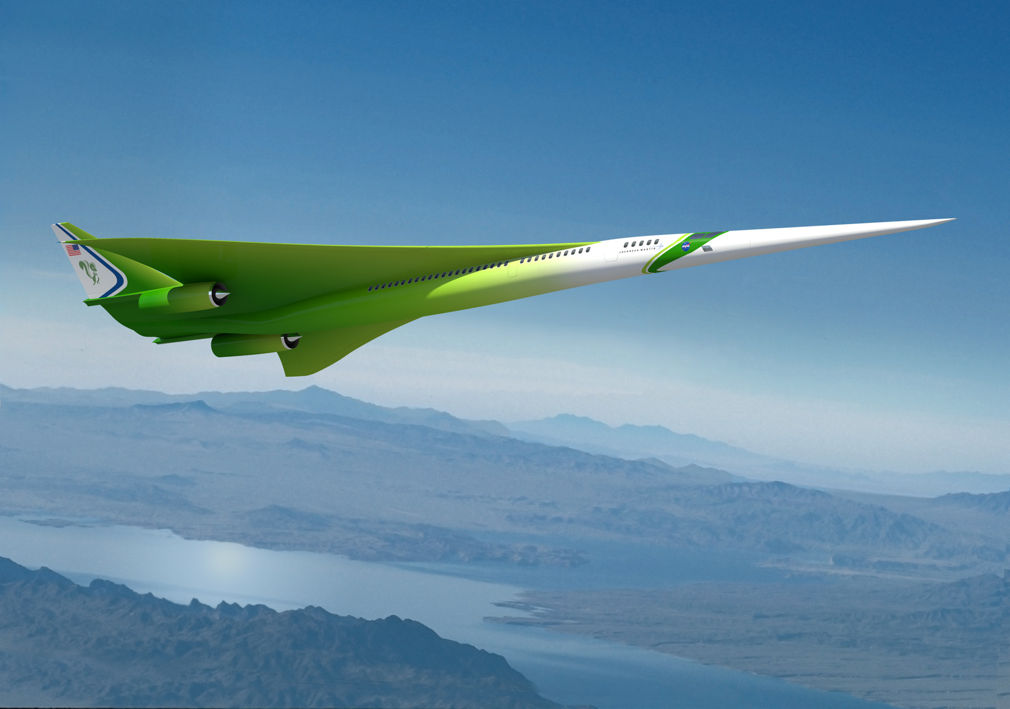 Supersonic Passenger travel (1)