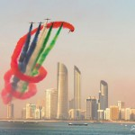UAE National Aerobatics team