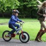 World's first auto balance bike