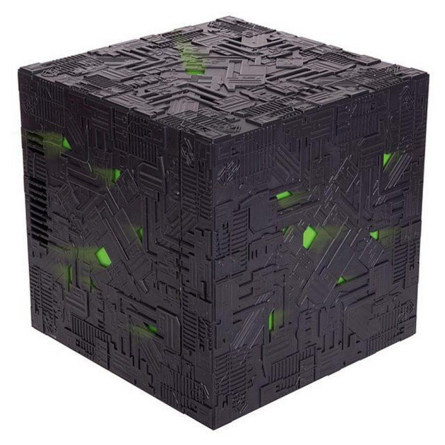 Borg Cube Fridge (2)