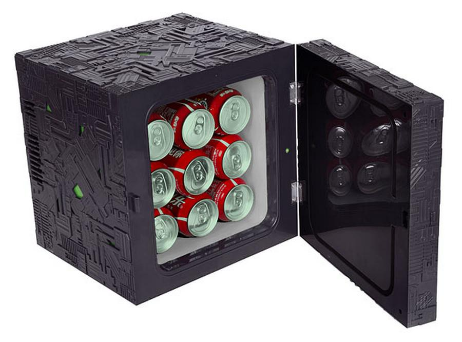 Borg Cube Fridge (1)