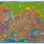 Global detailed Geologic map of Mars