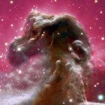 Horsehead Nebula from Blue to Infrared