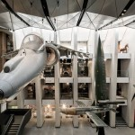 Imperial War Museum London by Foster + Partners