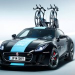 Jaguar F-Type to support Tour de France Team
