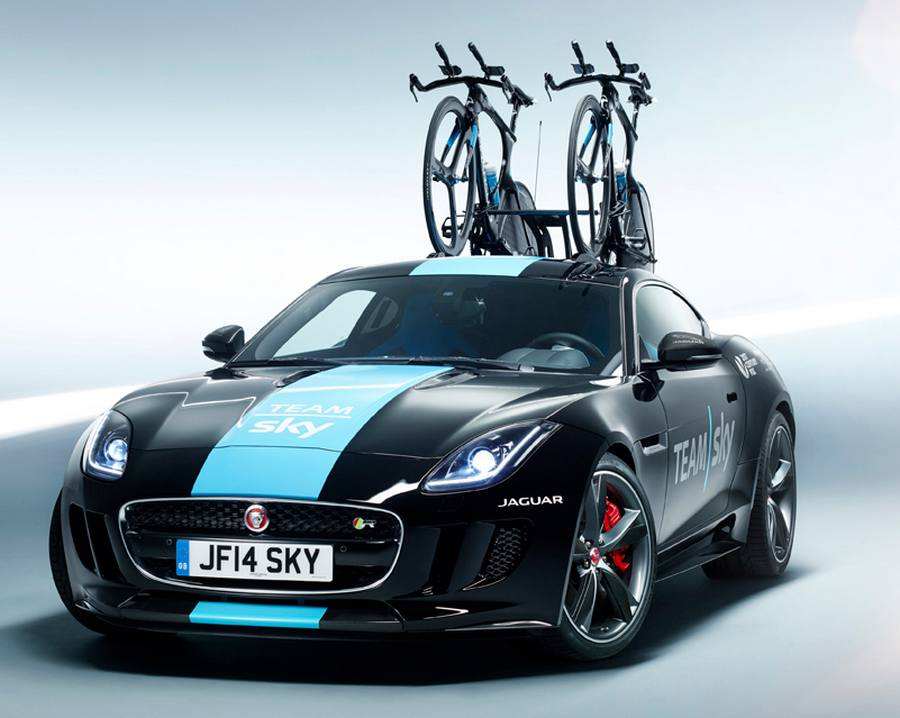 Jaguar F-Type - Sky Team (8)