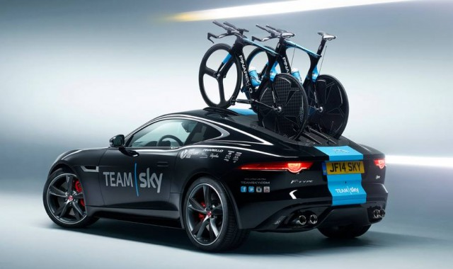 Jaguar F-Type - Sky Team (7)