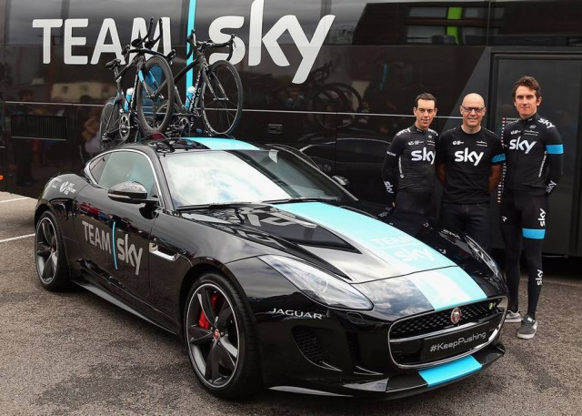 Jaguar F-Type - Sky Team (6)