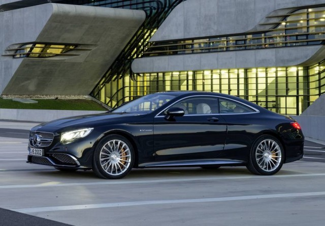 Mercedes S 65 AMG Coupe (15)