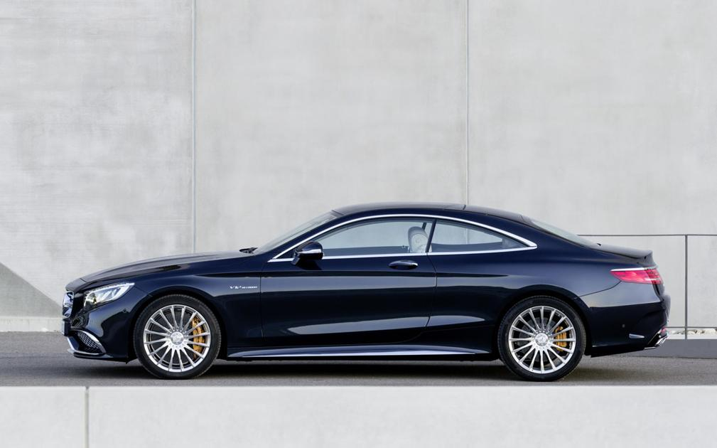 Mercedes S 65 AMG Coupe (1)