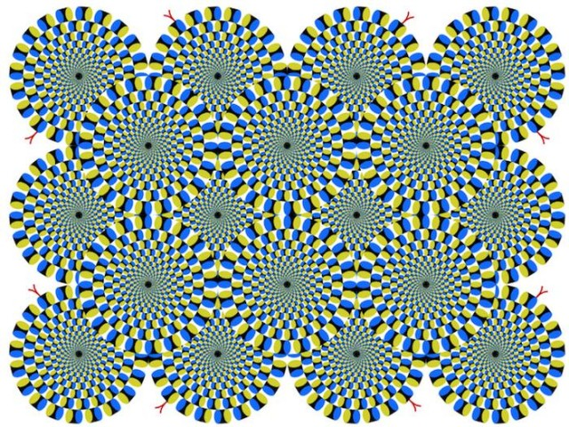 hypnotic Optical Illusions