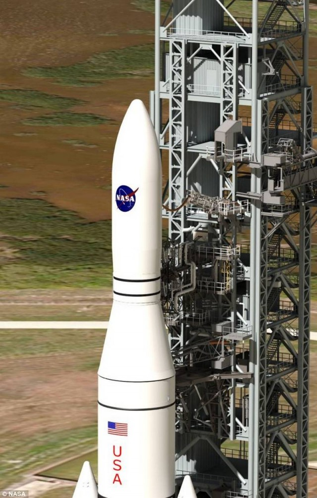 Space Launch System- SLS (4)