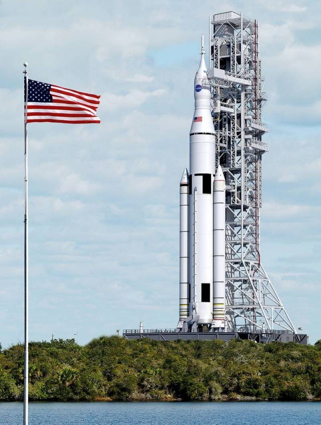 Space Launch System- SLS