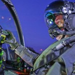 Pilot's Helmet with superior Tracking and Night Vision