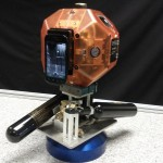 Robot with Smartphone to test 3-D Mapping inside Space ...