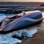 Strand Craft V8 Wet Rod luxury personal watercraft