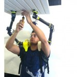 Wearable robotic arms for humans