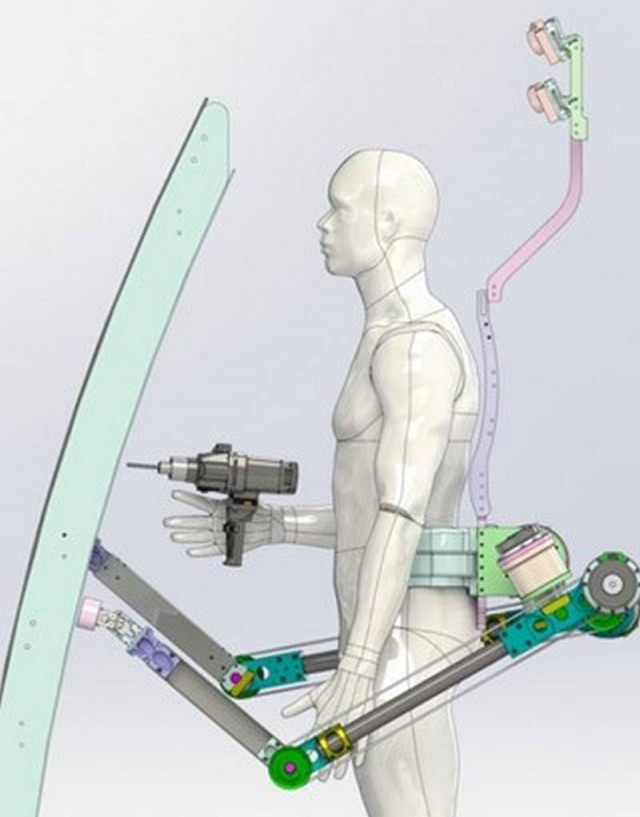 Robotic arms for humans (4)