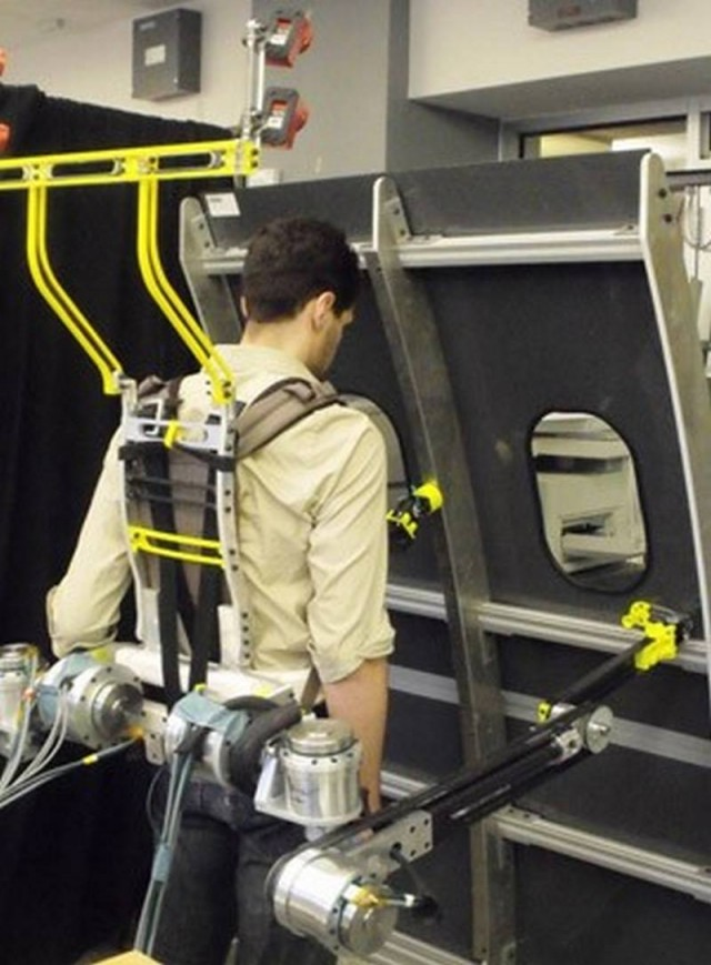 Robotic arms for humans (3)