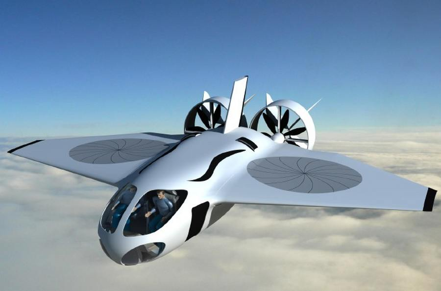 A very fast Vertical Takeoff Plane concept