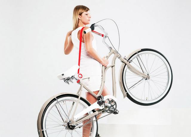 Bike Lift and Carry