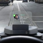 Breakthrough Head­Up Display for any car