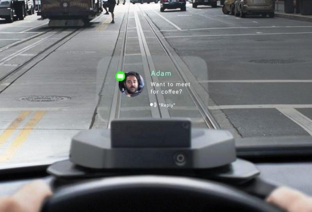 Nandy Head­Up Display