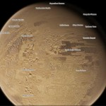 Exploring the Moon and Mars with Google Maps