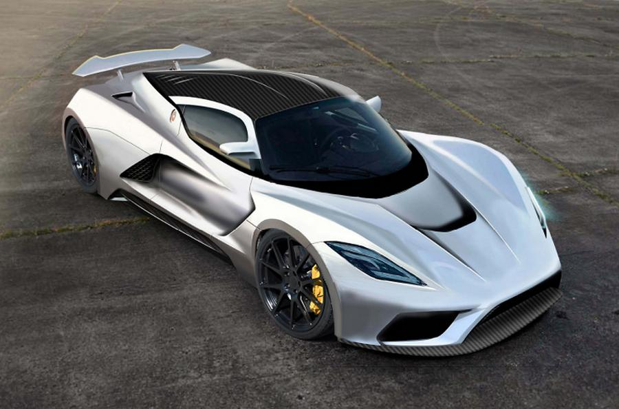 Hennessey Venom F5
