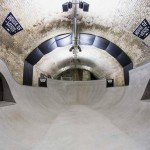 House of Vans skatepark in London