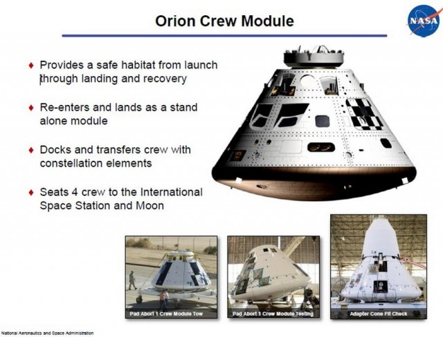 Orion spacecraft (2)