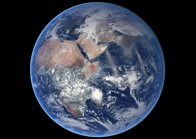 Earth's Surface Activity