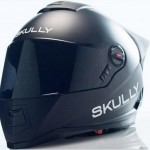 Skully AR-1 world's smartest bikers helmet