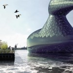 Solar energy duck will generate power for Copenhagen