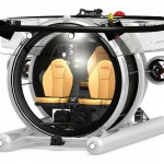 Super Yacht Sub 3 submersible
