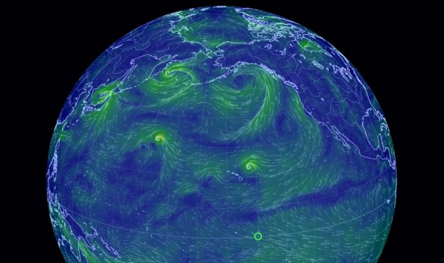 The Storms hitting Hawaii explained in a map (2)