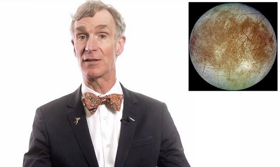 Life on Europa - Bill Nye