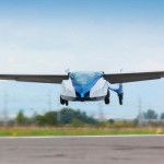 Aeromobil 2.5 flying car successfully takes off