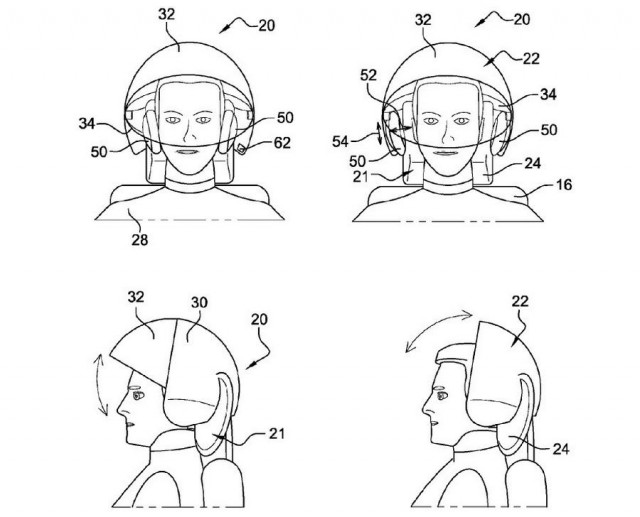 Airbus Air travel Helmet (2)