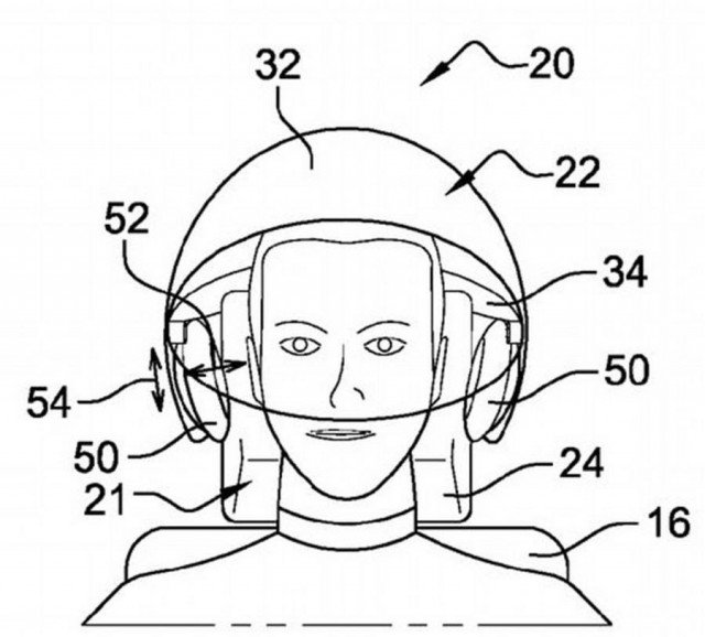 Airbus Air travel Helmet