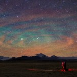 Airglow wavelets over Tibet
